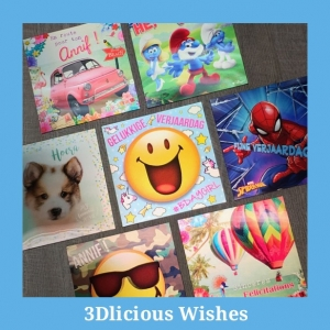 3Dlicious Wishes